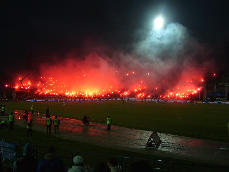 Gornik Zabrze: Tifos Of 2008 (Ultras-Tifo Forum