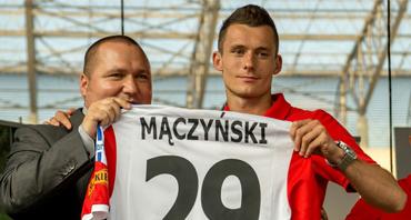 Krzysztof Mączyński (fot. 19everlast48)